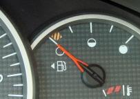 The gas arrow