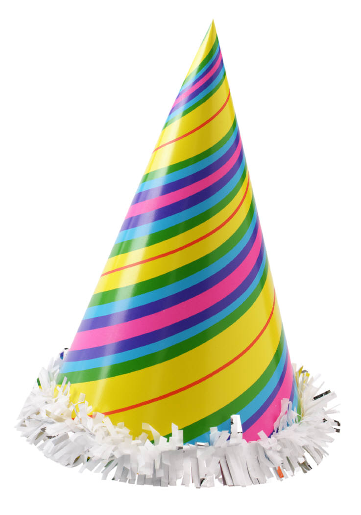 first birthday party hat. 26k: hats birthday party