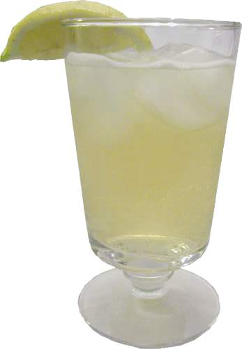 This is what they were drinking at the time