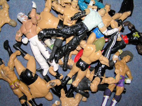 a royal rumble gone bad