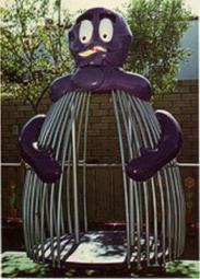 grimace playground jail