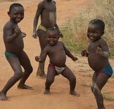 79 little kids running around going completely insane